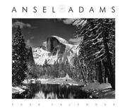 Cover of: Ansel Adams 2008 Engagement Calendar
