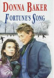 Cover of: Fortune's Song