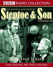 "Cover of: ""Steptoe and Son"" (BBC Radio Collection)"