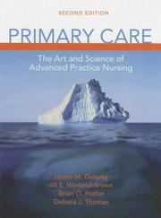 Cover of: Primary Care