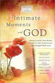 Cover of: Intimate Moments With God (Inspire the Heart)