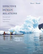 Cover of: Reece Effective Human Relations