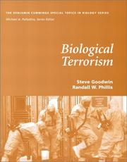 Cover of: Biological Terrorism
