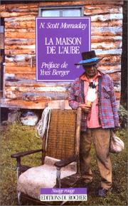 Cover of: La maison de l'aube