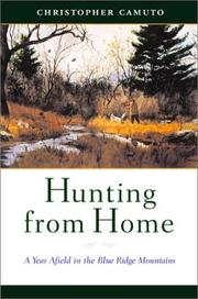 Cover of: Hunting From Home