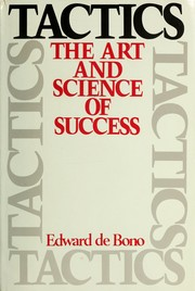 Cover of: Tactics: the art and science of success