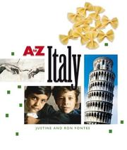 Cover of: A to Z Italy (A to Z)