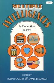 Cover of: Multiple Intelligences