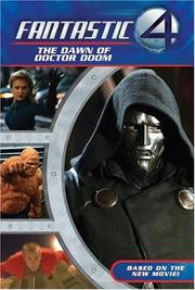 Cover of: Fantastic Four: The Dawn of Doctor Doom (Fantastic Four)