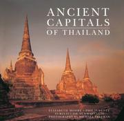 Cover of: Ancient Capitals of Thailand