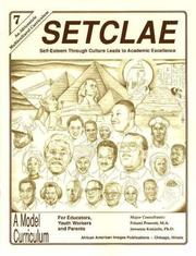 Cover of: SETCLAE, Seventh Grade