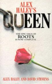 Cover of: Alex Haley's Queen