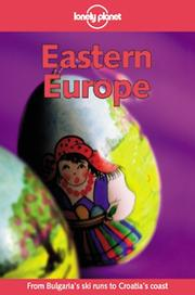 Cover of: Lonely Planet Eastern Europe