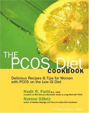 Cover of: The PCOS Diet Cookbook