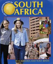 Cover of: South Africa (Changing Face Of...)