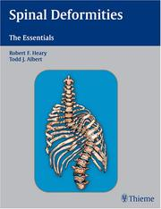 Cover of: Spinal Deformities