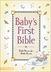 Cover of: Baby's First Bible