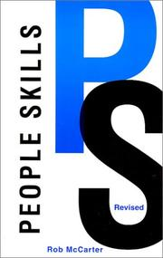 Cover of: People Skills-Revised
