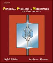Cover of: Practical Problems in Mathematics for Electricians, 8E