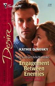 Cover of: Engagement Between Enemies