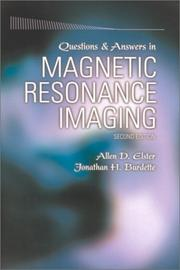Cover of: Questions and Answers in Magnetic Resonance Imaging
