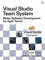Cover of: Visual Studio Team System
