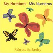 Cover of: My Numbers/ Mis Numeros
