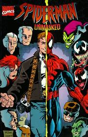Cover of: Spider-Man Unmasked