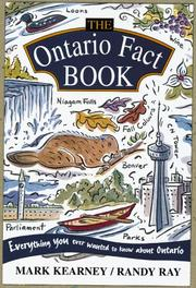 Cover of: The Ontario Fact Book