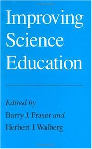 Cover of: Improving science education