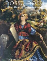 Cover of: Dosso Dossi Court Painter in Renaissance Ferrara