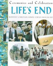Cover of: Life's End (Ceremonies & Celebrations)