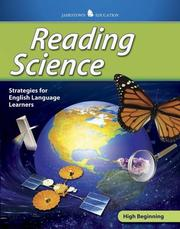 Cover of: Reading Science (Reading Science: Strategies for English Language Learners: High Beginning)