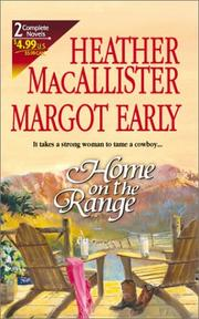 Cover of: Home on the Range (2 Novels in 1)