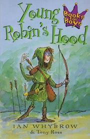 Cover of: Young Robin's Hood (Books for Boys)