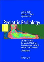Cover of: Pediatric Radiology