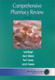 Cover of: Comprehensive Pharmacy Review
