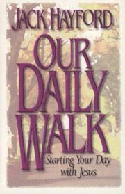 Cover of: Our Daily Walk
