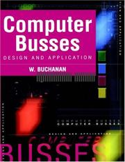 Cover of: Computer Busses