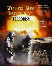 Cover of: Weapons of Mass Destruction and Terrorism (Textbook)