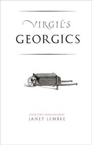 Cover of: Virgil's Georgics