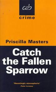 Cover of: Catch the Fallen Sparrow (A&B Crime)