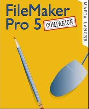 Cover of: FileMaker Pro 5 Companion