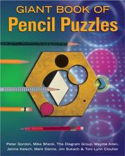 Cover of: Giant Book of Pencil Puzzles