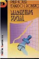 Cover of: Marketing Social