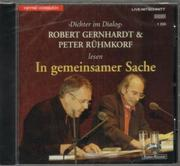 Cover of: In gemeinsamer Sache. CD. Dichter im Dialog.