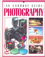 Cover of: Photography