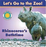 Cover of: Rhinoceros's bathtime