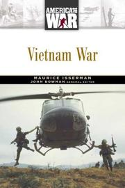 Cover of: Vietnam War (America at War)