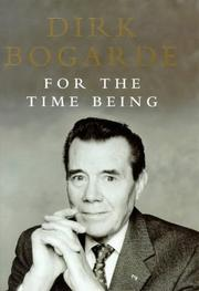 Cover of: For the time being